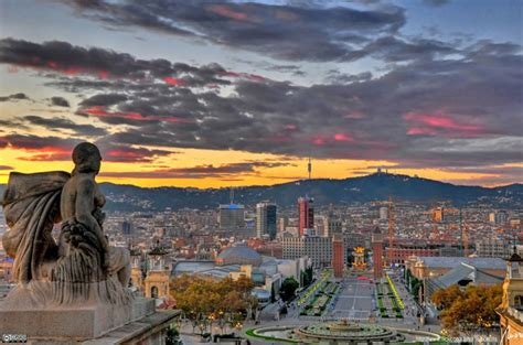 barcelona in february weather two architectural wonders of barcelona travelvivi com