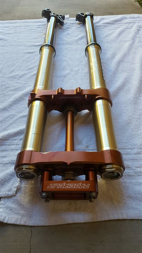 Shock Yz 250 2009 yz250f yz250 suspension dlc pro circuit cls forks
