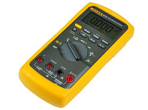 Multitester Fluke 87 fluke 87 v 5 multimeter true rms temperature brand new ebay