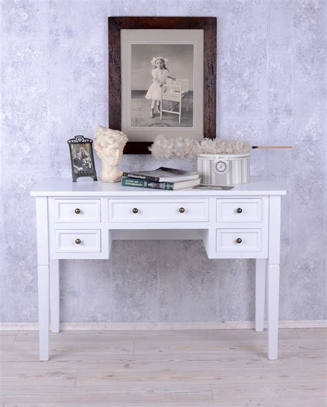 Country Cottage Desk by Console Desk Im Shabby Chic White Cottage Country