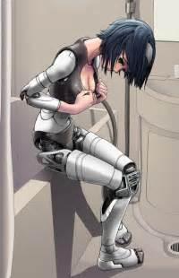 Anime sex bot