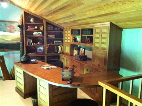 Custom Built Desks Home Office Quarter Sawn White Oak Custom Built Desk Office Asian Home Office Portland By R S