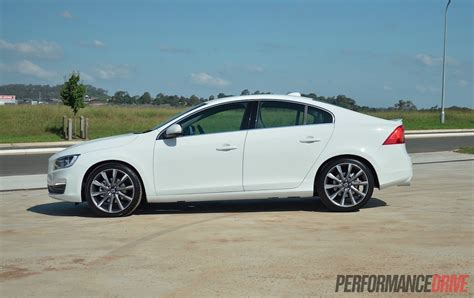 volvo white 2015 volvo s60 t4 sprint edition review video