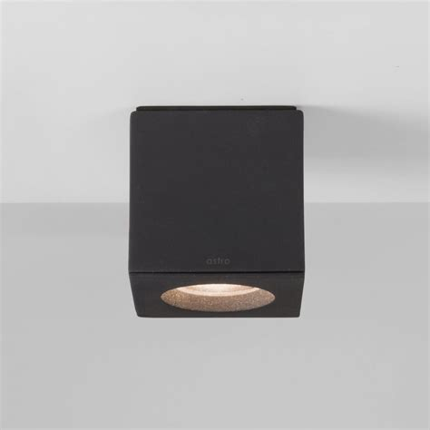 surface mounted light astro lighting 7510 kos square surface mounted downlight