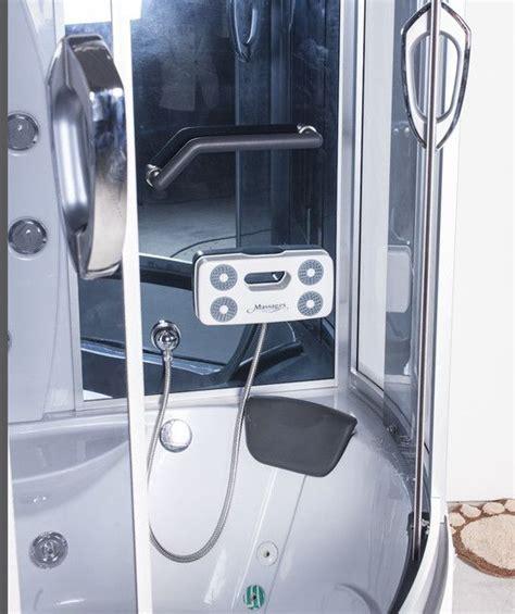 con idromassaggio per due box doccia idromassaggio 150x150x230h per due persone