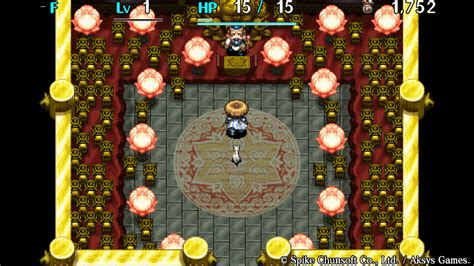 Playstation Ps Vita Shiren The Wanderer The Tower Of Fortune shiren the wanderer the tower of fortune and the dice of