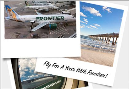 Frontier Airlines Sweepstakes - sweepstakes giveaways contests sun sweeps