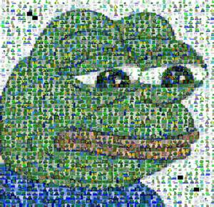 Memes Collage - the strangest pepe the frog memes smosh