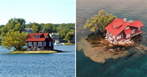just room enough island just room enough island has just enough room for a house