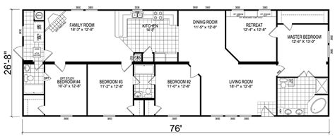 5 bedroom mobile home images tours manufactured home and