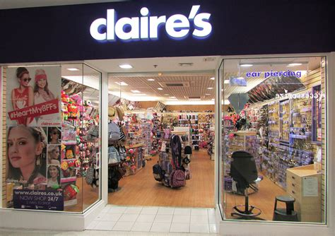 claire s claire s fareham shopping centre