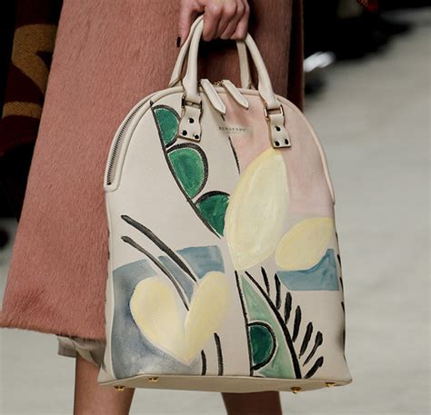 Burberry 2008 Handbags Runway Review by Burberry Fall 2014 Runway Bags 3 For Best Designer