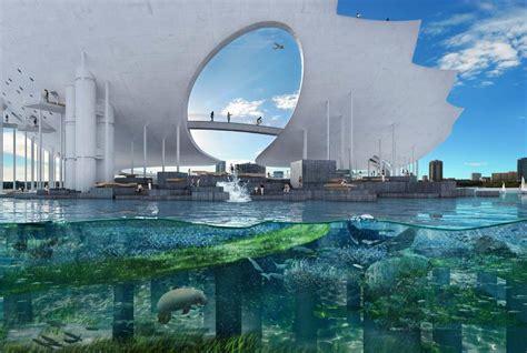 Boardwalk Floors Houston by Winning Proposal St Petersburg Pier By Michael Maltzan