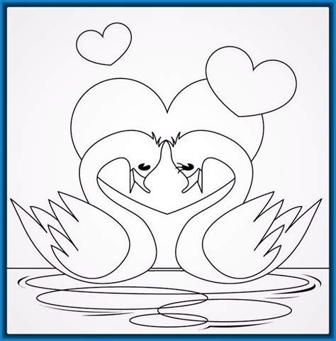 imagenes de amor para dibujar y descargar gratis maravillosos dibujo faciles de amor