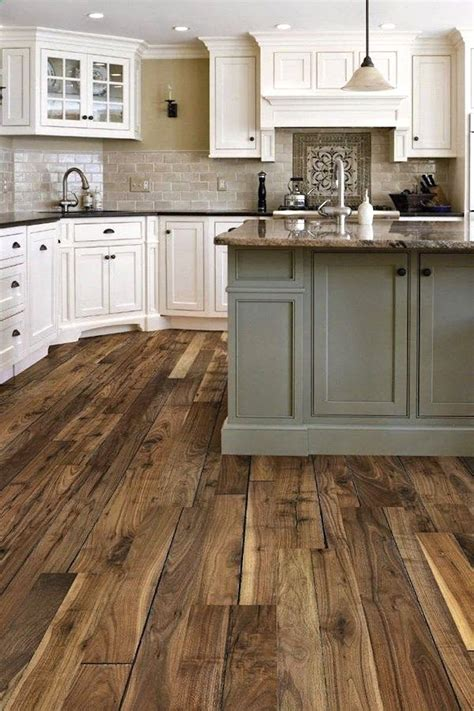 kitchen floors and cabinets pinterest dream homes airy with beautiful traditional
