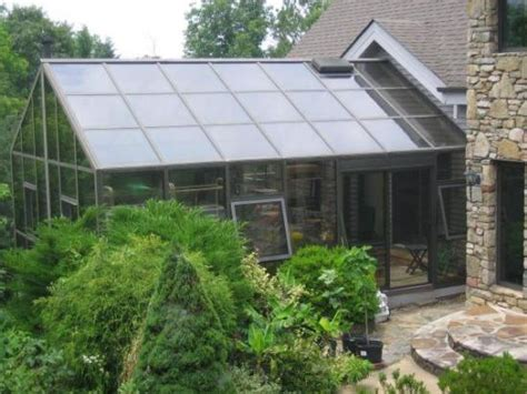 house plans with greenhouse attached gable attached eave greenhouse