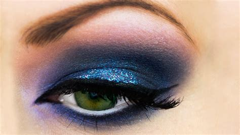 Eyeshadow Smokey smokey eye makeup for blue you mugeek vidalondon