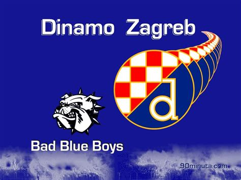 free wallpapers for desktop dinamo zagreb bad blue boys