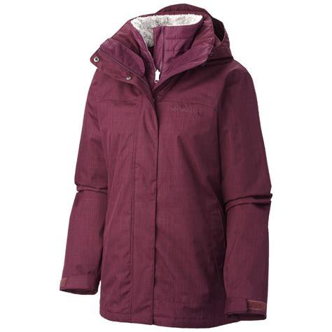 columbia womens sleet to 3 in 1 winter snow jacket coat purple dahlia m ebay