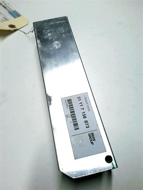 Bmw F10 Front Bumper Deformation Element 51117158873 bmw deformation element front bottom left