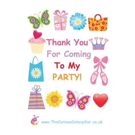thank you card template for coming to event thanks for coming quotes quotesgram
