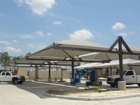 shade sails awnings canopies parking shade parking lot shade sails shade structures canopies awnings