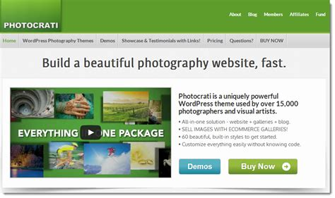 themes wordpress top 10 10 best wordpress themes in 2013 for photographers