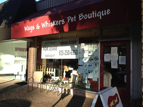 wags and whiskers pet boutique wags whiskers pet boutique closing in walnut creek