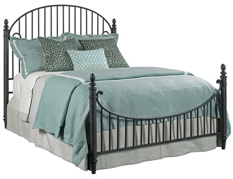 metal king bed weatherford cornsilk catlins king metal bed from kincaid