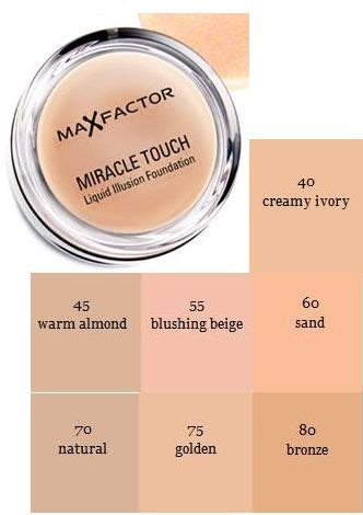 The One Iiiuskin Foundation max factor miracle touch liquid illusion foundation unineed premium fashion