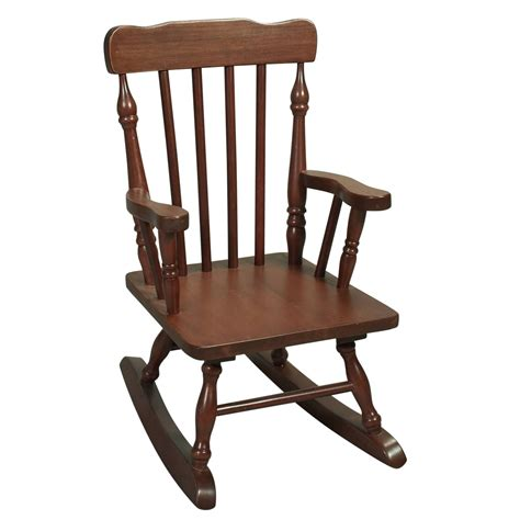 Rocking Chair by Child Colonial Rocking Chair Rocking Chairs At