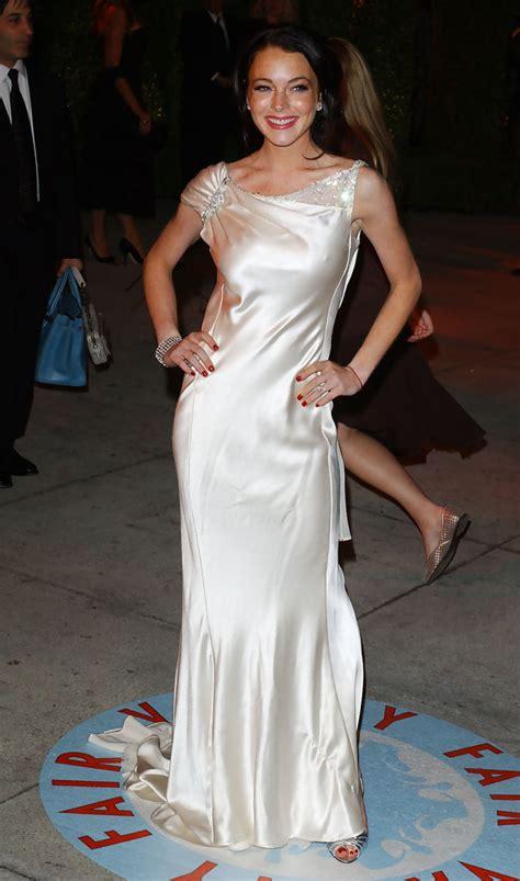 Lindsay Lohan Vanity Fair by Lindsay Lohan Photos 2006 Vanity Fair Oscar