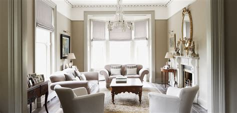 the white company living room neutral living space interiors by color