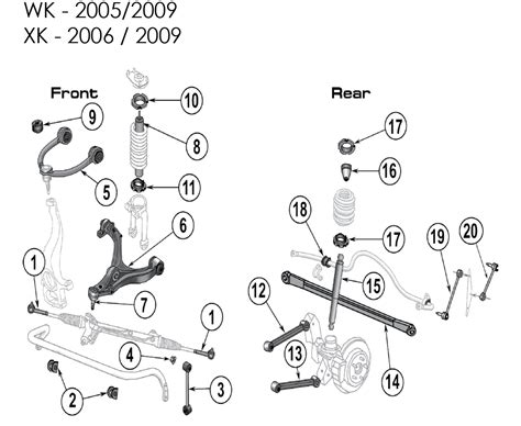 jeep suspension diagram jeep suspension diagram jeep free engine image for user