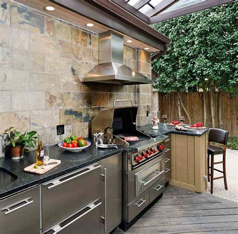best outdoor kitchen 37 best outdoor kitchen kits of 2017 ward log homes