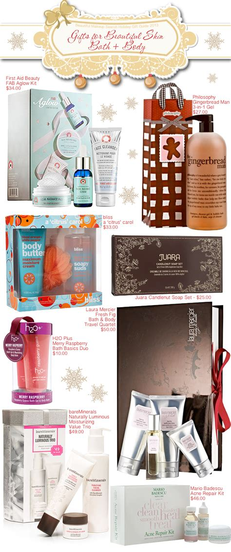 Gift Guide Bath And Edition by Gift Guide 2013 Gifts For Beautiful Skin Bath