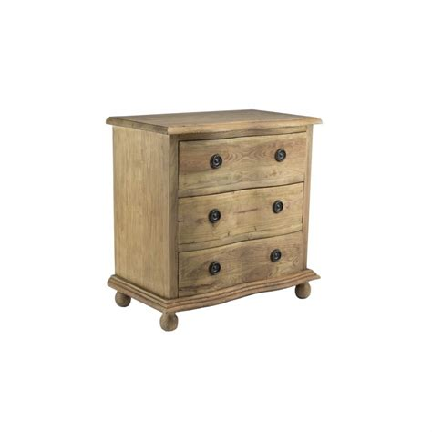 Commode Bois Naturel by Commode En Bois Naturel Vieilli