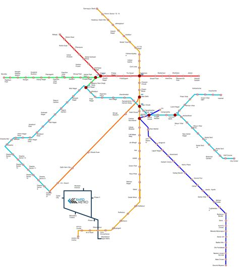 metro map delhi metro map and route of orange green violet blue yellow pink magenta line the