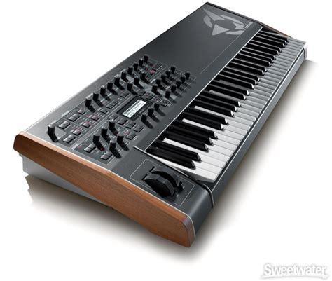 Keyboard Virus Ti access virus ti2 keyboard sweetwater