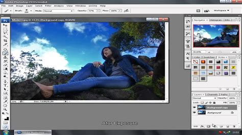 tutorial photoshop pro indonesia tutorial photoshop cs 3 bahasa indonesia retouch photo