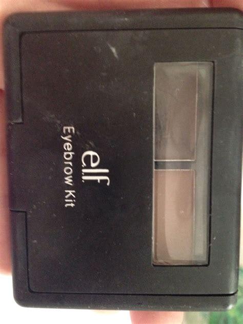 E L F Eyebrow Kit e l f cosmetics studio eyebrow kit reviews in eyebrow