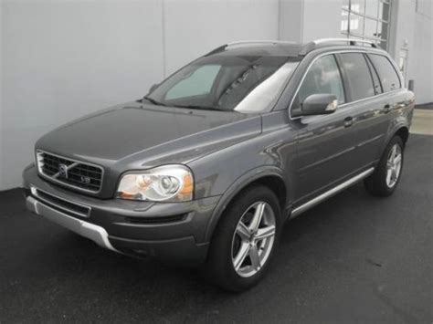 airbag deployment 2008 volvo xc90 parking system purchase used 2008 volvo xc90 v8 in 13397 britton park rd fishers indiana united states for