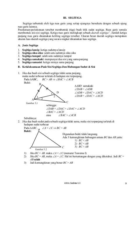 Penggaris Matematika Paket buku paket matematika geometri pengukuran smp