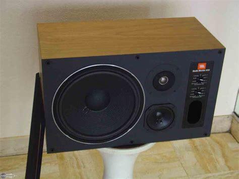 Monitor Jbl jbl 4412 studio monitor image 802360 audiofanzine
