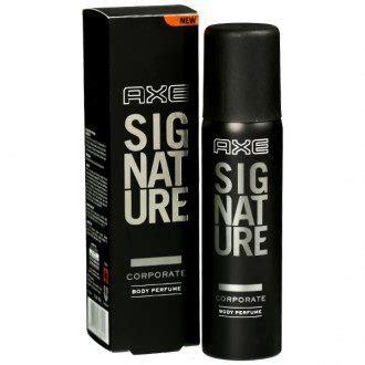 Parfum Axe Signature axe signature corporate eau de parfum 122 ml for mychhotashop