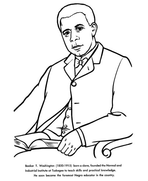 thomas edison coloring page az coloring pages