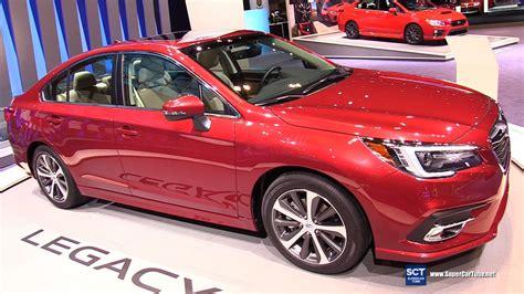 subaru legacy 2018 interior 2018 subaru legacy 3 6r limited exterior interior