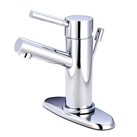 modern cavell single handle polished chrome bathroom sink faucet zuri furniture