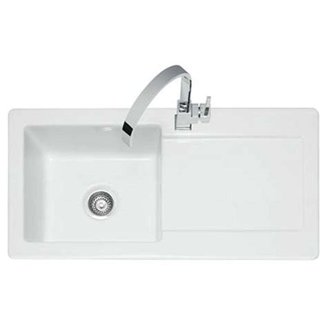 Kitchen Sink Pack Caple Foxboro 100 Ceramic Sink And Washington Tap Pack Kitchen Sinks Taps