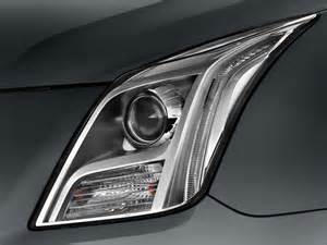 Cadillac Headlights Image 2013 Cadillac Xts 4 Door Sedan Platinum Fwd